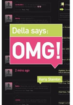 Della Says: OMG! by Keris Stainton