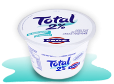 Total 2% greek yogurt