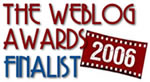 The 2006 Weblog Awards