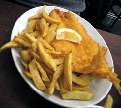 Fishsupper
