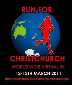 Run for Christchurch